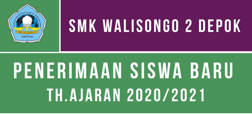 Penerimaan Siswa Baru 2021/2022